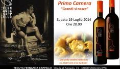 PRIMO CARNERA