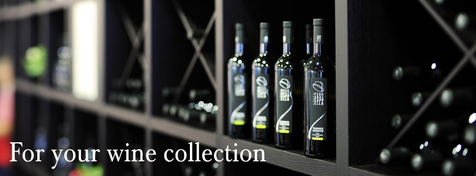 For your wine collection