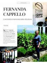 Fuoco Lento: Fernanda Cappello l'architetto innamorata della viticoltura