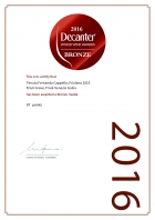 Decanter World Wide Awards